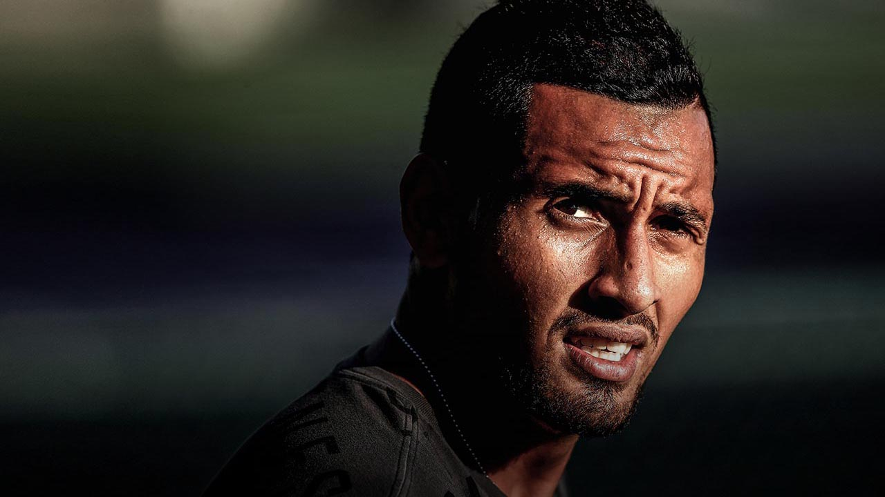 Nick Kyrgios - Tennis - PlayersVoice