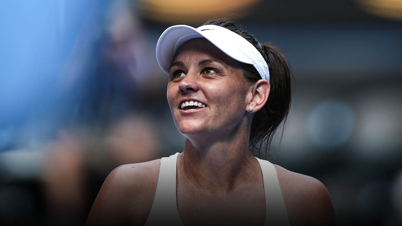 Casey Dellacqua - Tennis - AthletesVoice