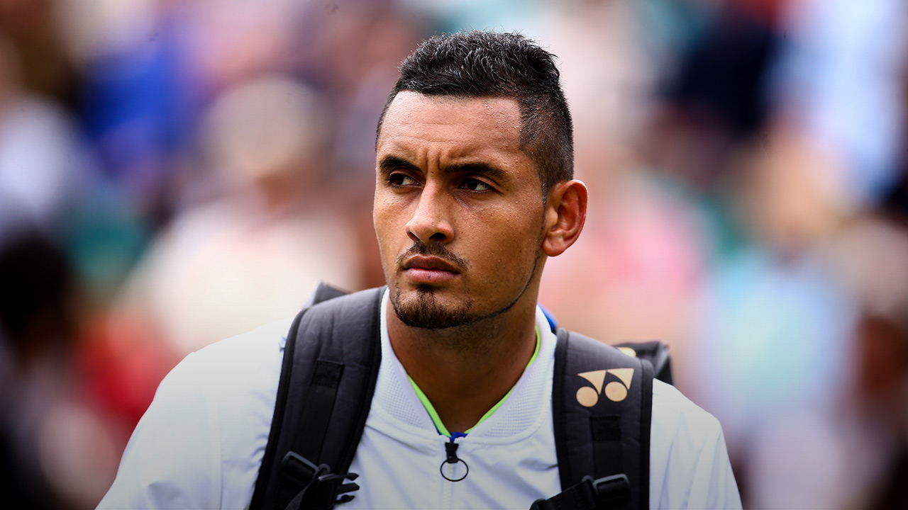 Nick Kyrgios - Tennis - AthletesVoice