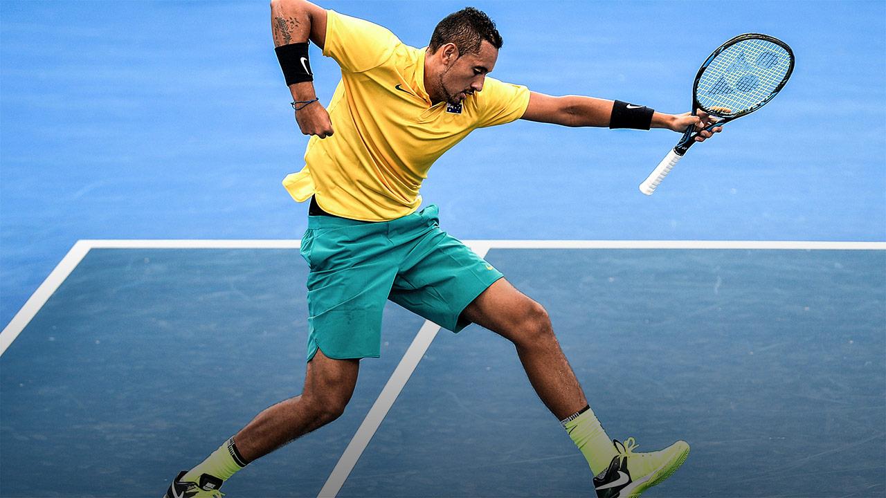 Nick Kyrgios - Tennis - AthletesVoice