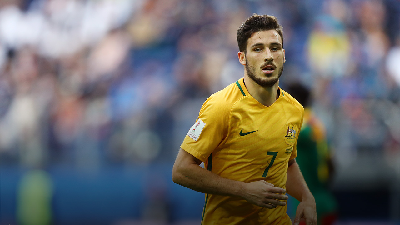 Mathew Leckie - Football - PlayersVoice
