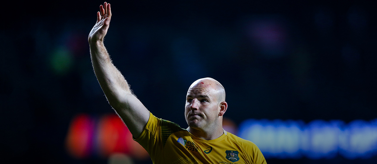 Stephen Moore - Rugby - AthletesVoice