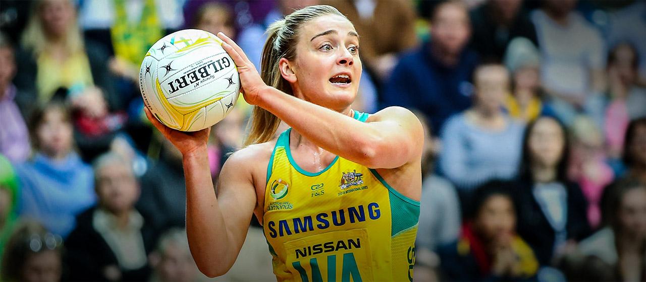 Liz Watson - Netball - AthletesVoice