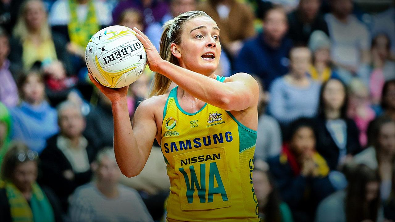Liz Watson - Netball - PlayersVoice