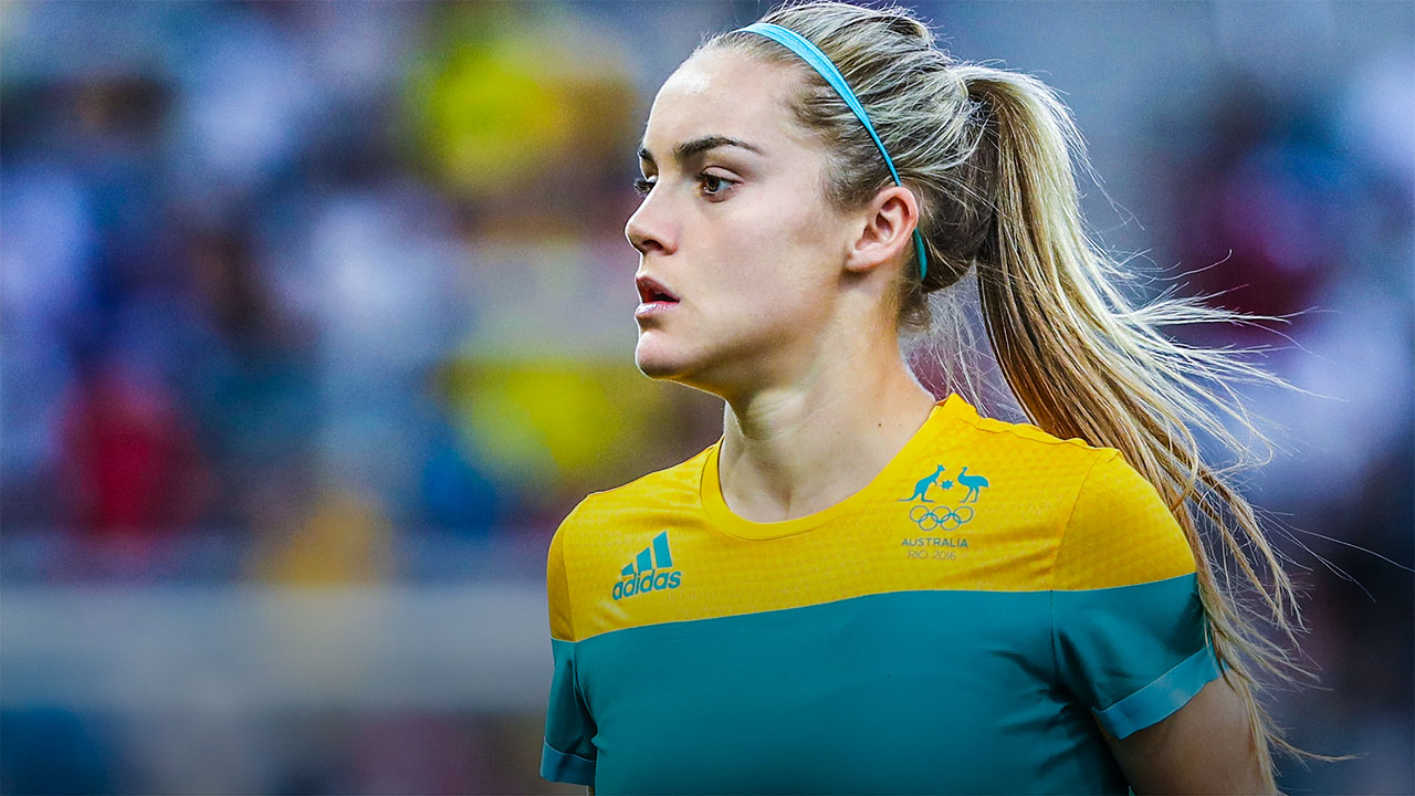 Ellie Carpenter - Football - PlayersVoice