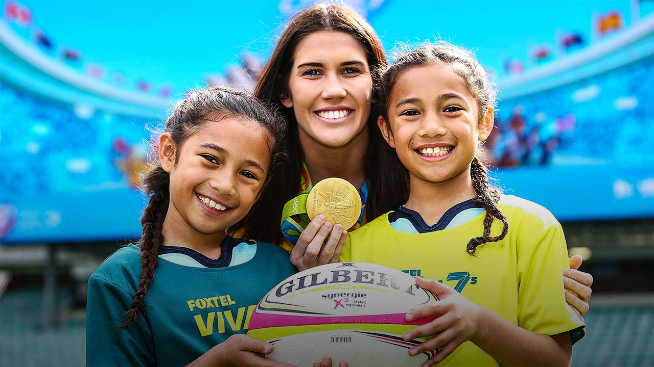 Charlotte Caslick - Rugby - PlayersVoice