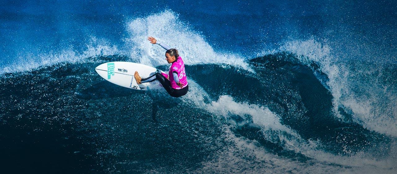 Sally Fitzgibbons - Surfing - AthletesVoice