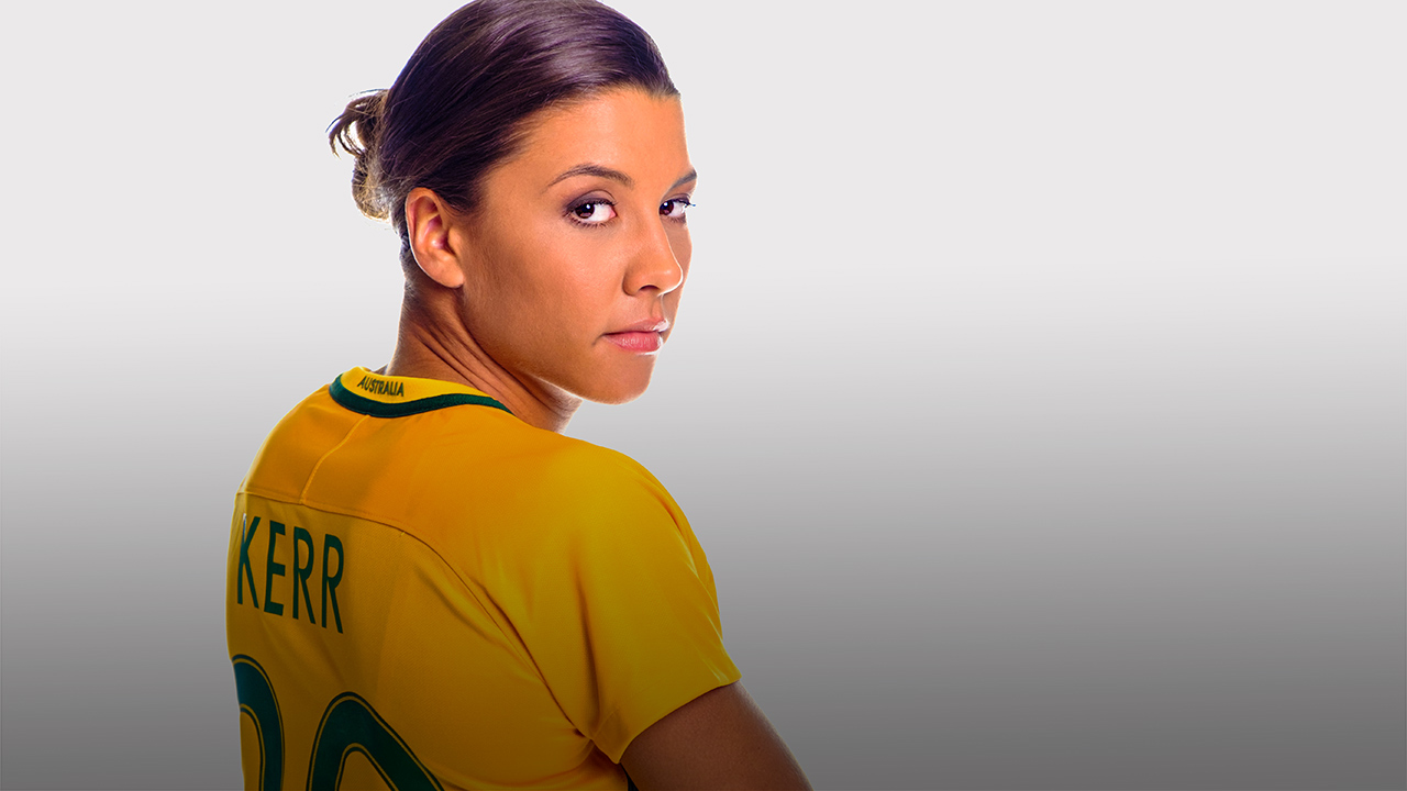 Sam Kerr - Football - AthletesVoice