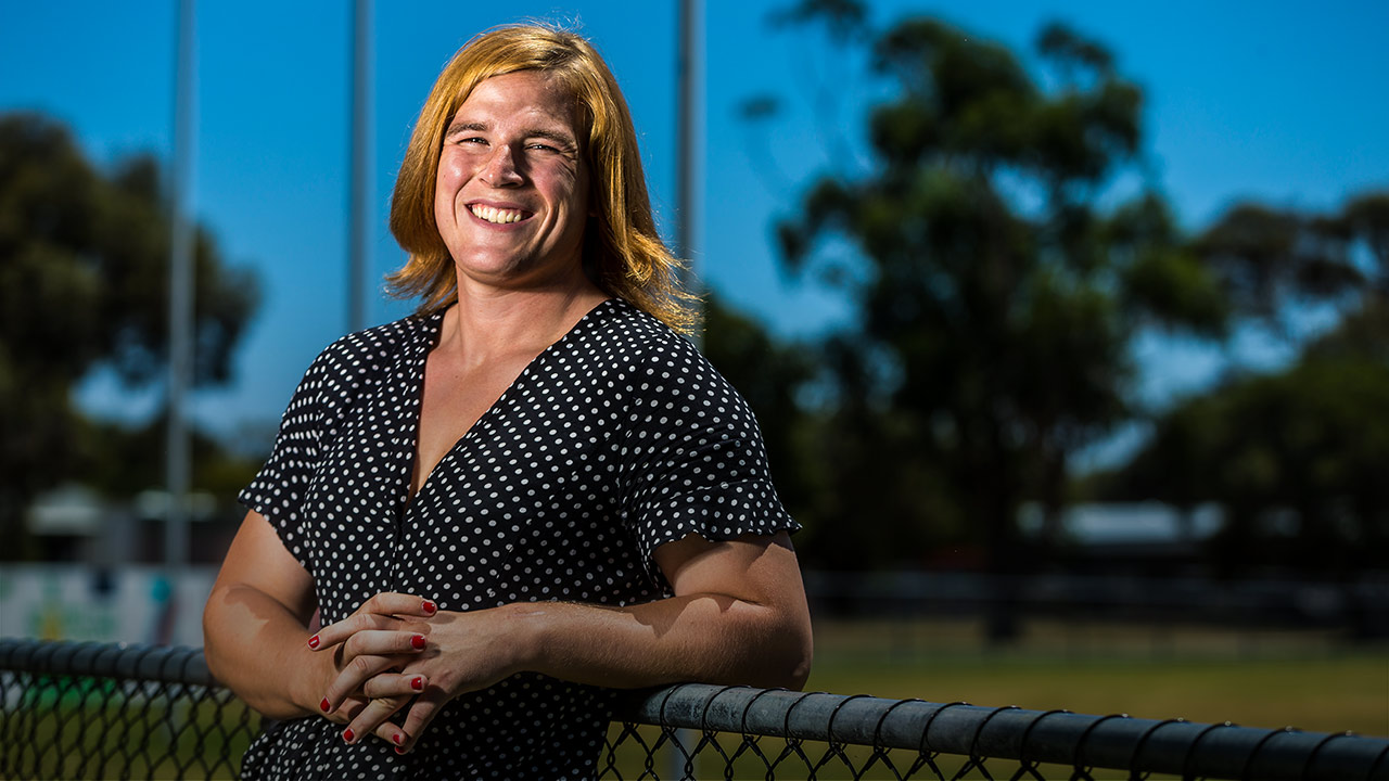 Hannah Mouncey - AFLW - AthletesVoice