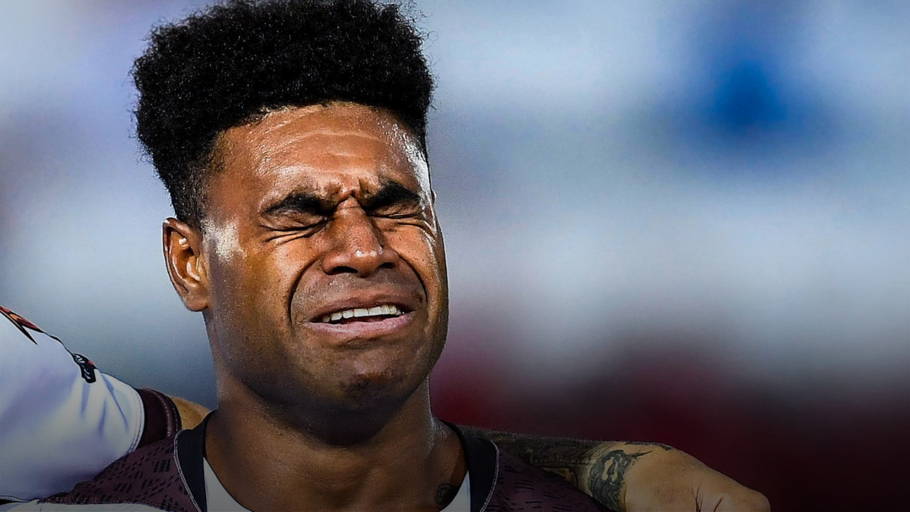 Kevin Naiqama - NRL - AthletesVoice