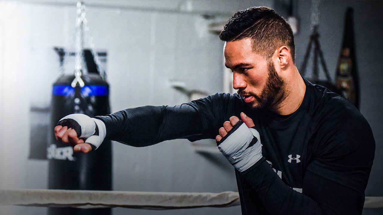 Joseph Parker - Boxing - AthletesVoice