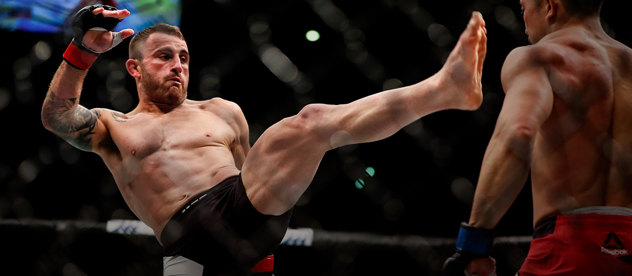 Alex Volkanovski - UFC - AthletesVoice
