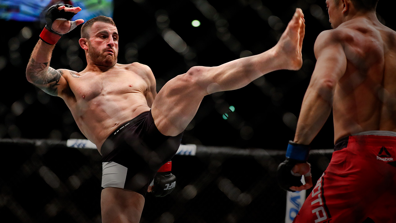 Alex Volkanovski - UFC - PlayersVoice