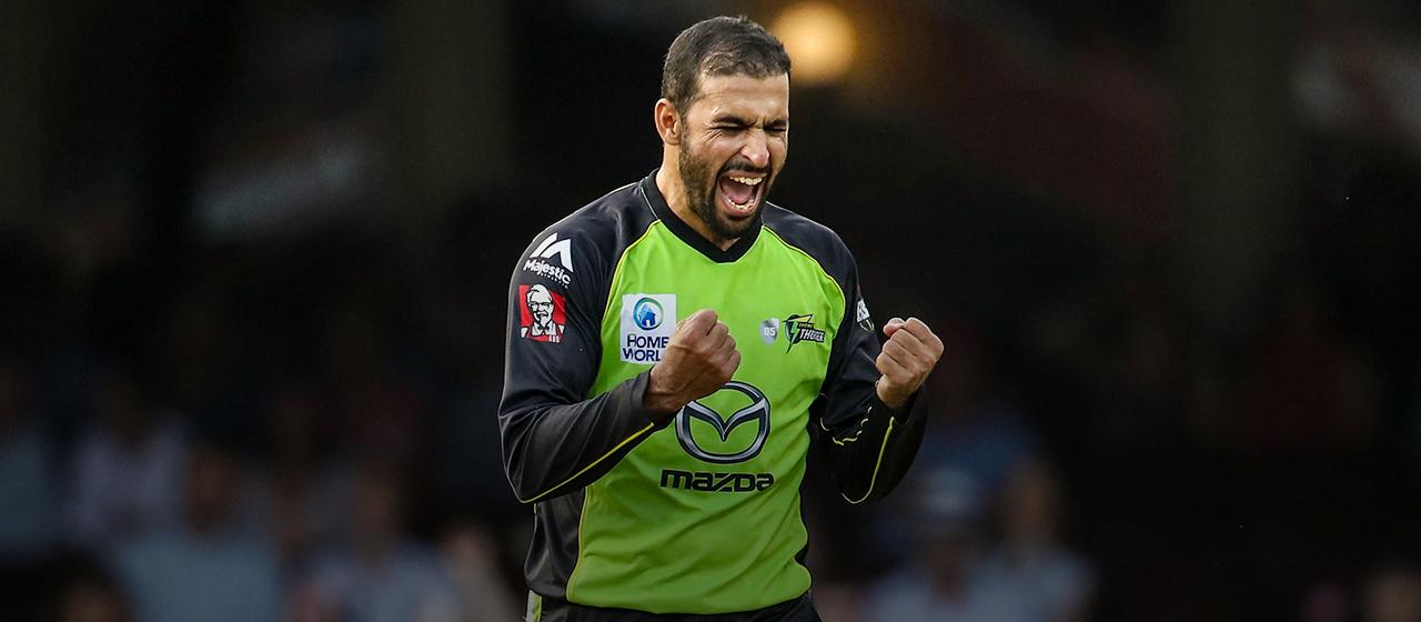 Fawad Ahmed - Cricket - AthletesVoice