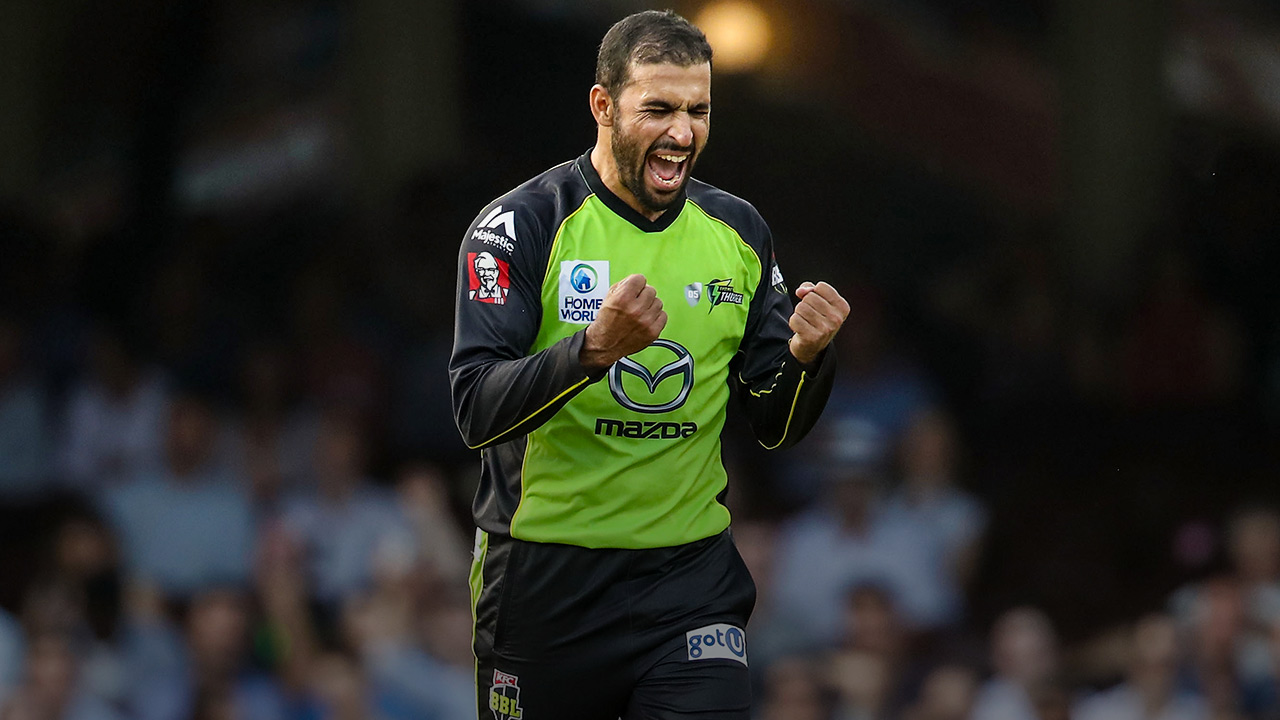 Fawad Ahmed - Cricket - PlayersVoice