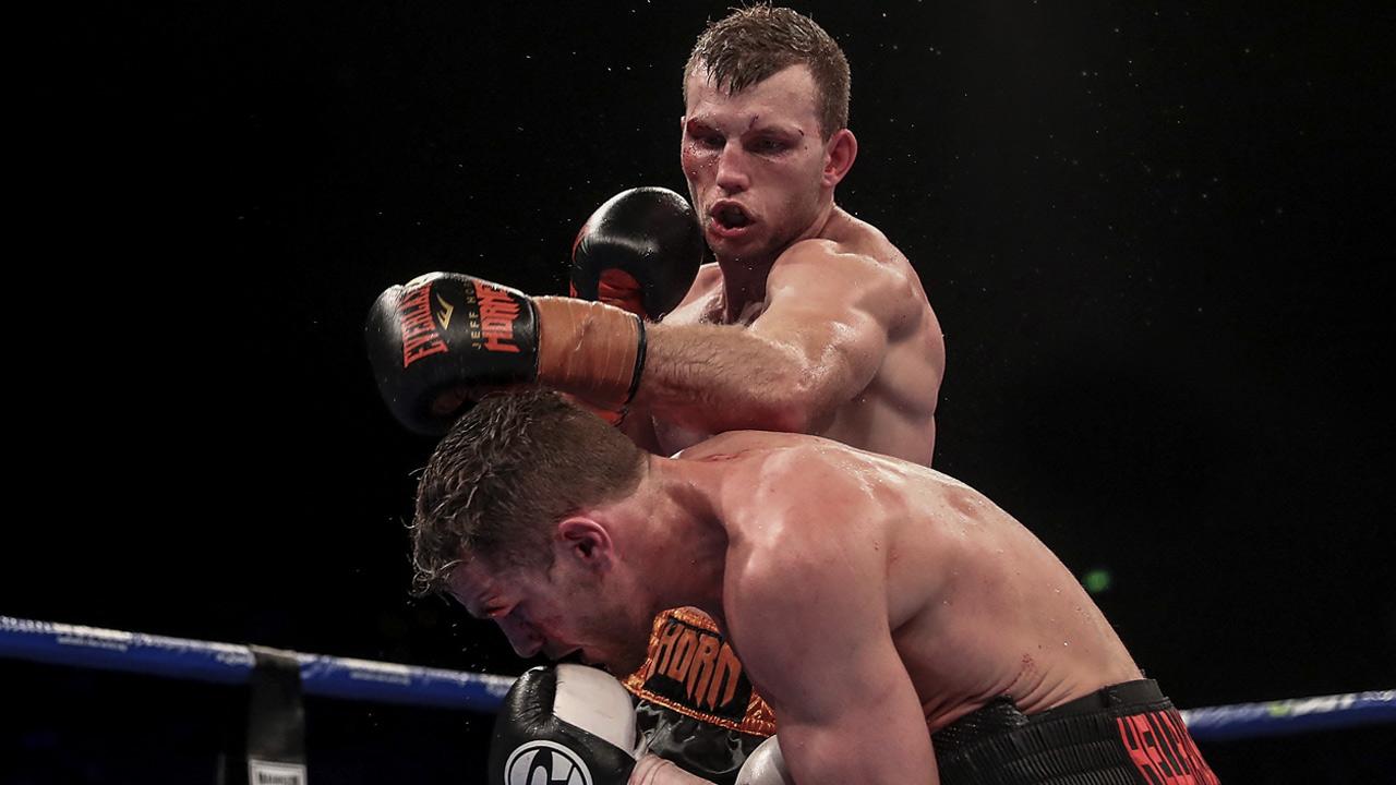 Jeff Horn - Boxing - PlayersVoice
