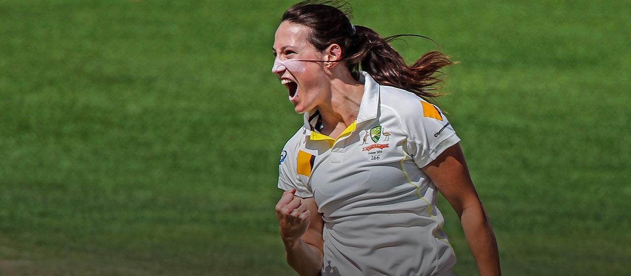 Megan Schutt - Cricket - AthletesVoice