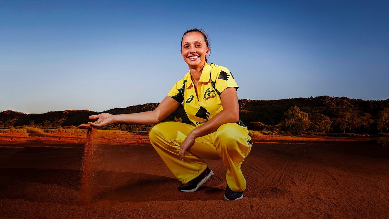 Ashleigh Gardner - Cricket - AthletesVoice