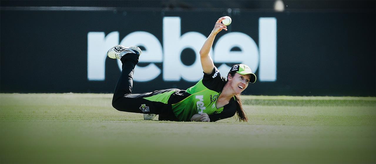 Lisa Griffith - Cricket - AthletesVoice