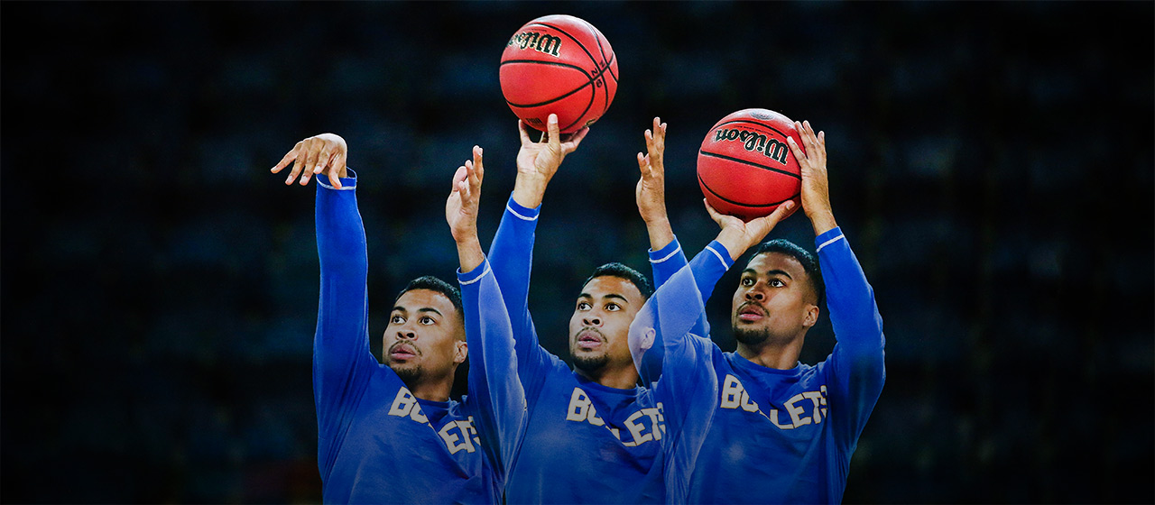 Stephen Holt - Basketball - AthletesVoice