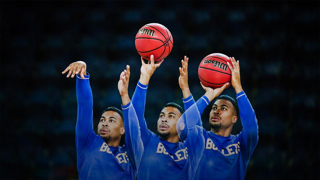 Stephen Holt - Basketball - PlayersVoice