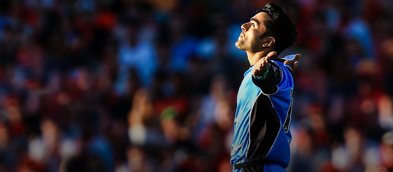 Rashid Khan - Cricket - AthletesVoice