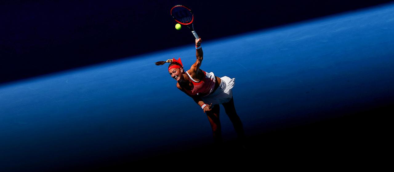 Petra Kvitová - Tennis - AthletesVoice