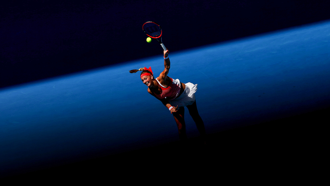 Petra Kvitová - Tennis - PlayersVoice