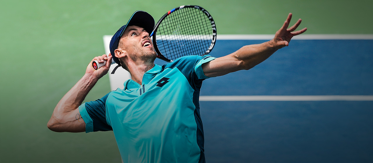 John Millman - Tennis - AthletesVoice