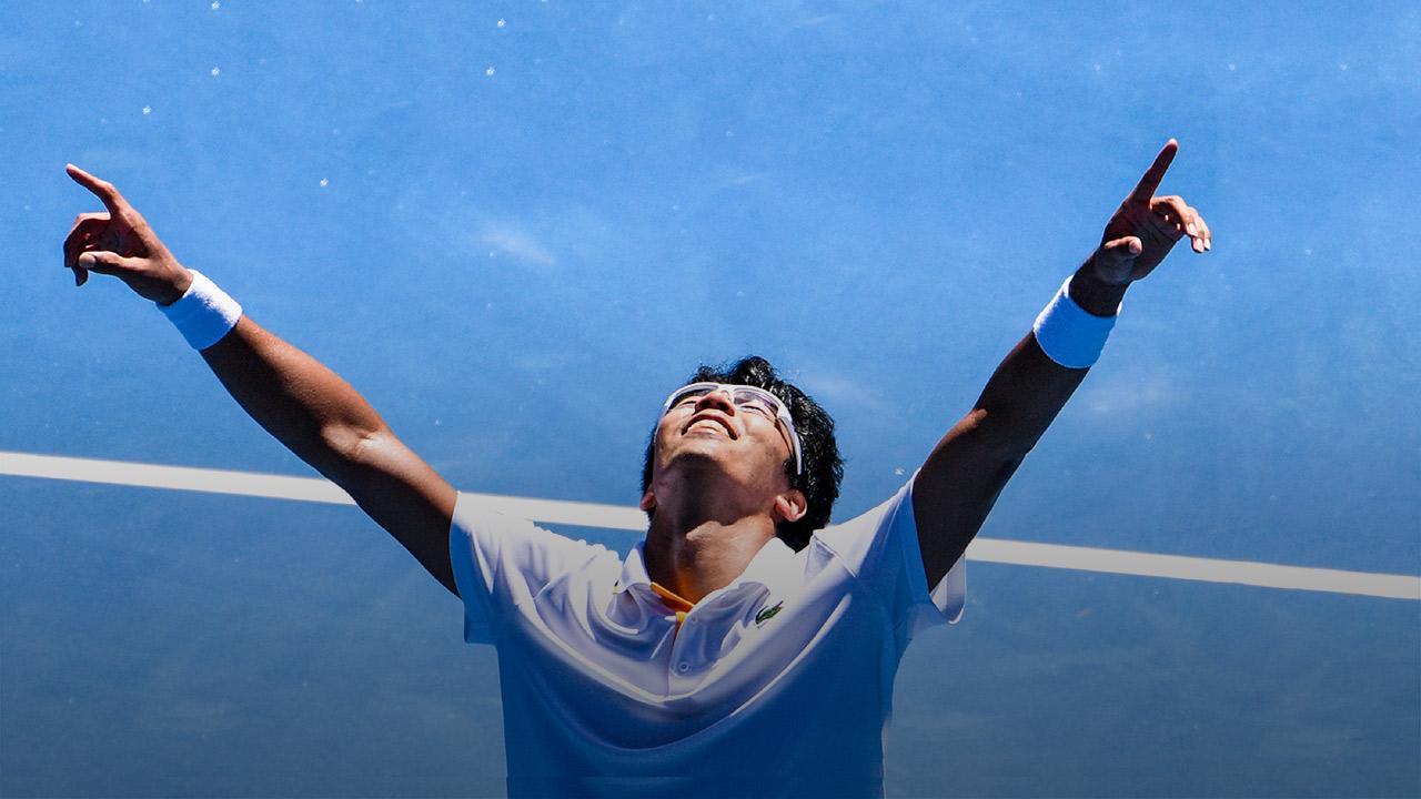 Neville Godwin - Tennis - AthletesVoice