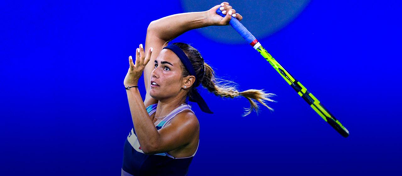 Monica Puig - Tennis - AthletesVoice