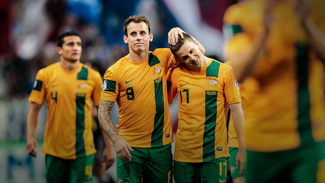 Luke Wilkshire - Football - AthletesVoice