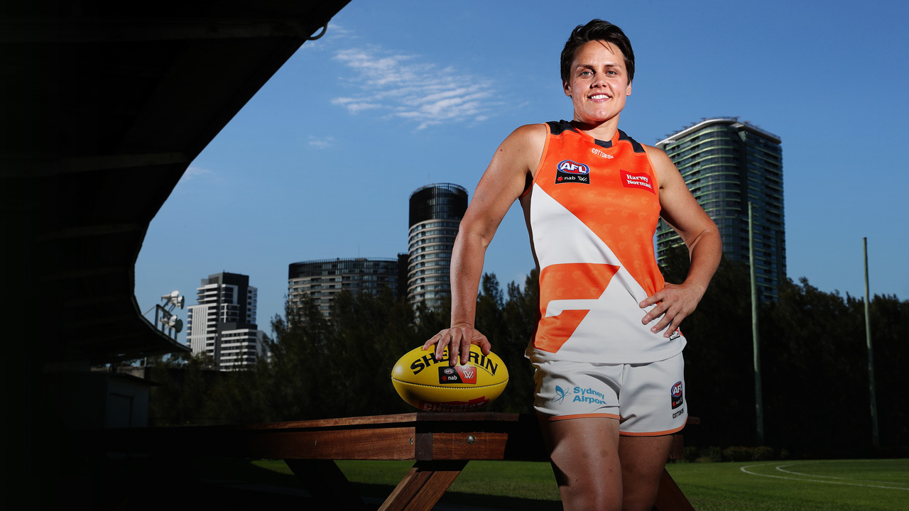 Courtney Gum - AFLW - PlayersVoice