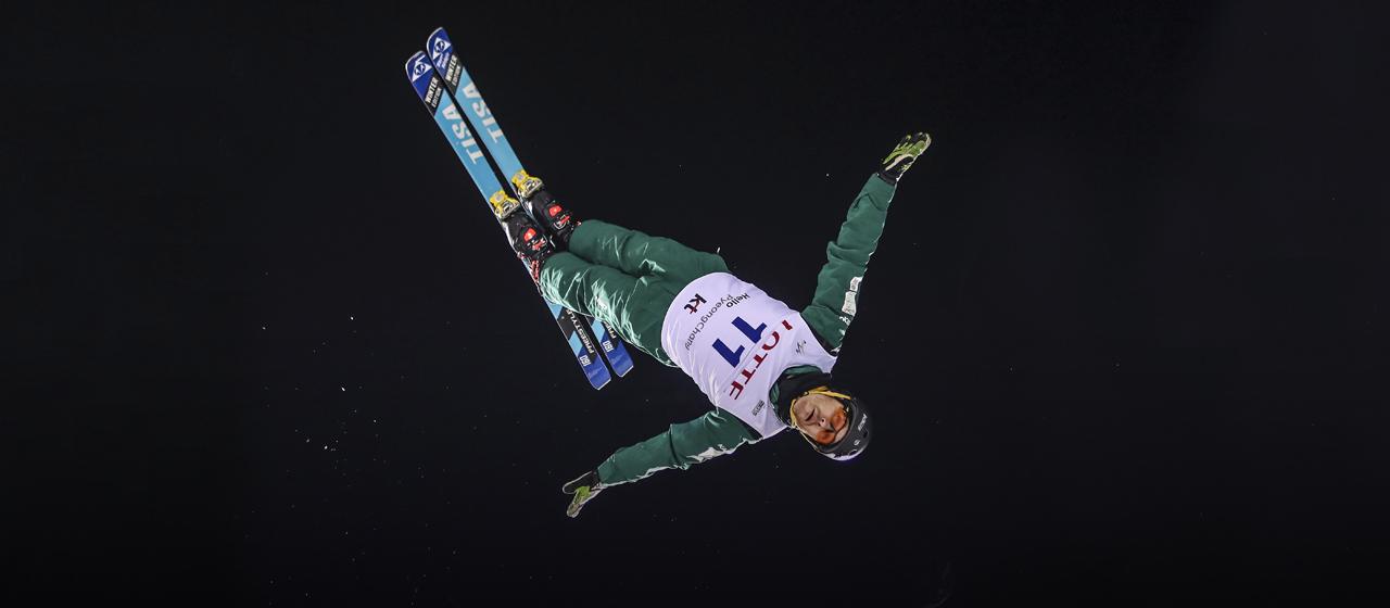David Morris - Olympic Sports - AthletesVoice