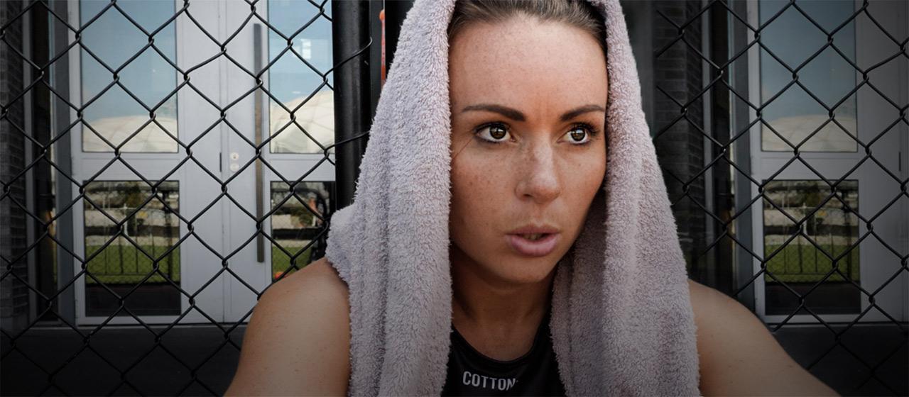 Georgie Parker - The Veteran Rookie - AthletesVoice