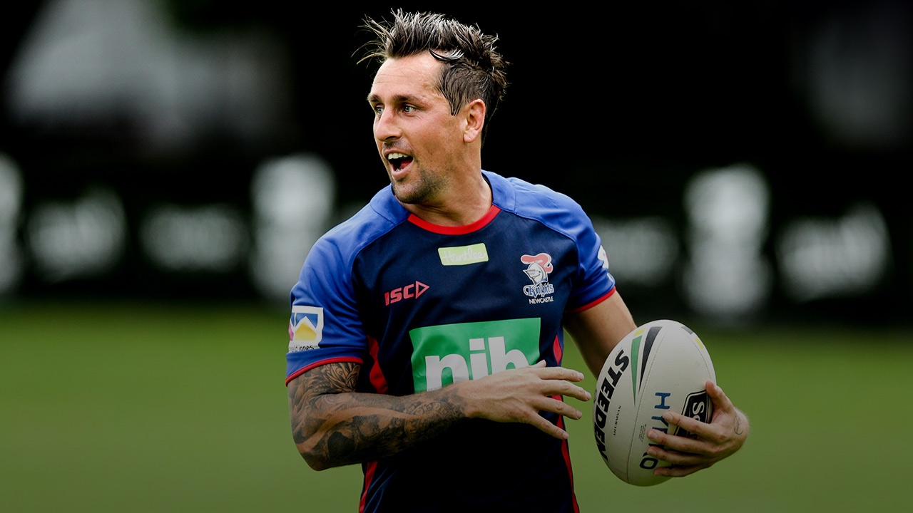 Mitchell Pearce - NRL - PlayersVoice