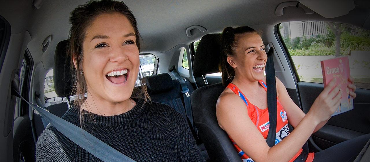 Maddy Proud - Training Run - AthletesVoice