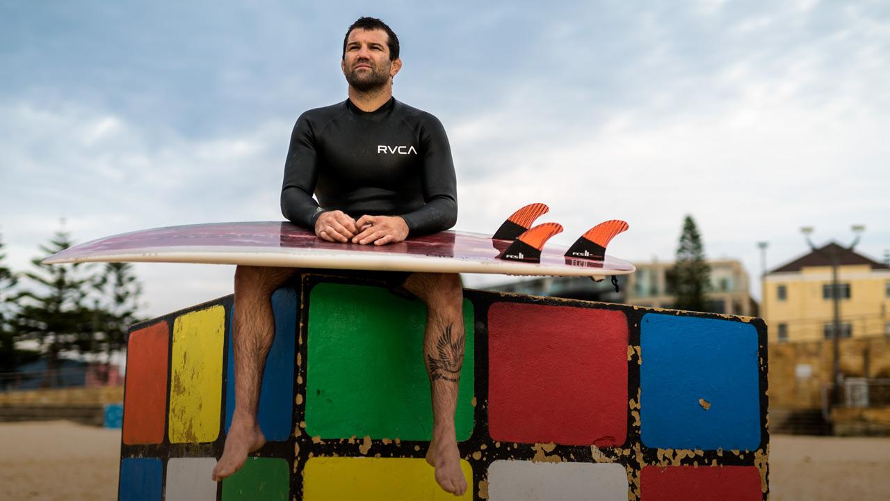 Richie Vaculik - Surfing - PlayersVoice