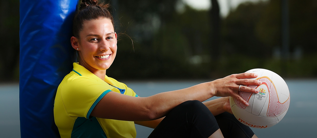 Madi Robinson - Commonwealth Games - AthletesVoice