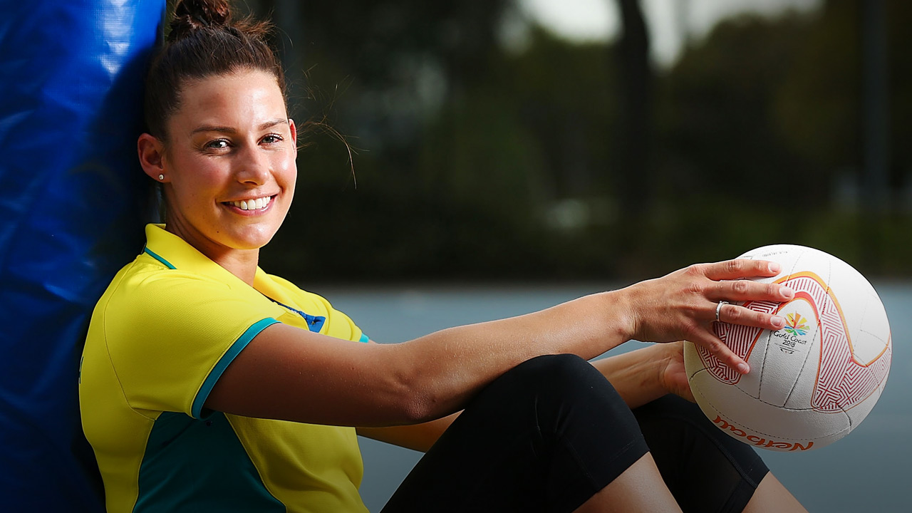 Madi Robinson - Commonwealth Games - PlayersVoice
