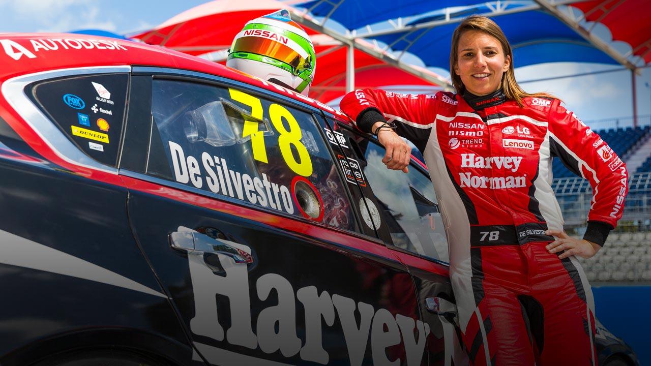 Simona de Silvestro - Motorsport - PlayersVoice