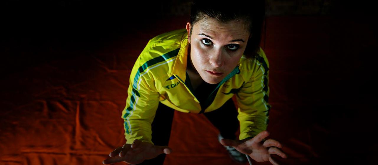 Carissa Holland - Commonwealth Games - AthletesVoice