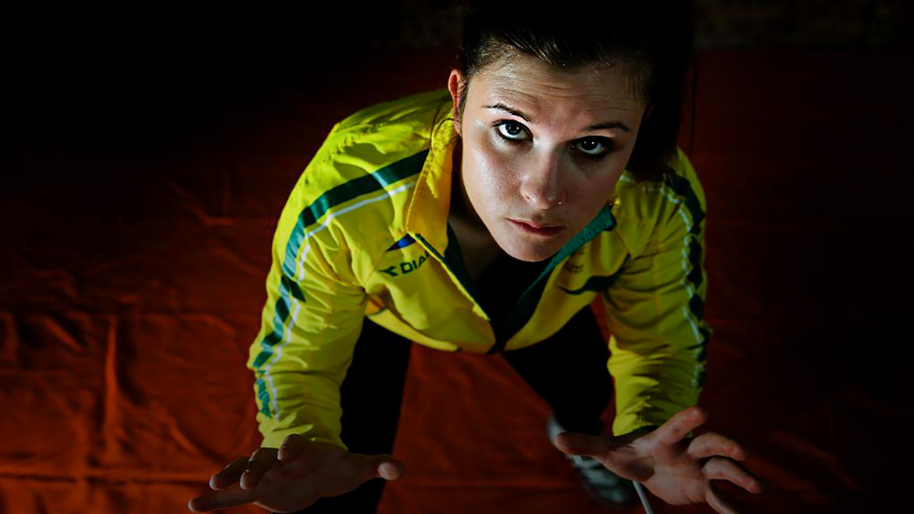 Carissa Holland - Commonwealth Games - PlayersVoice