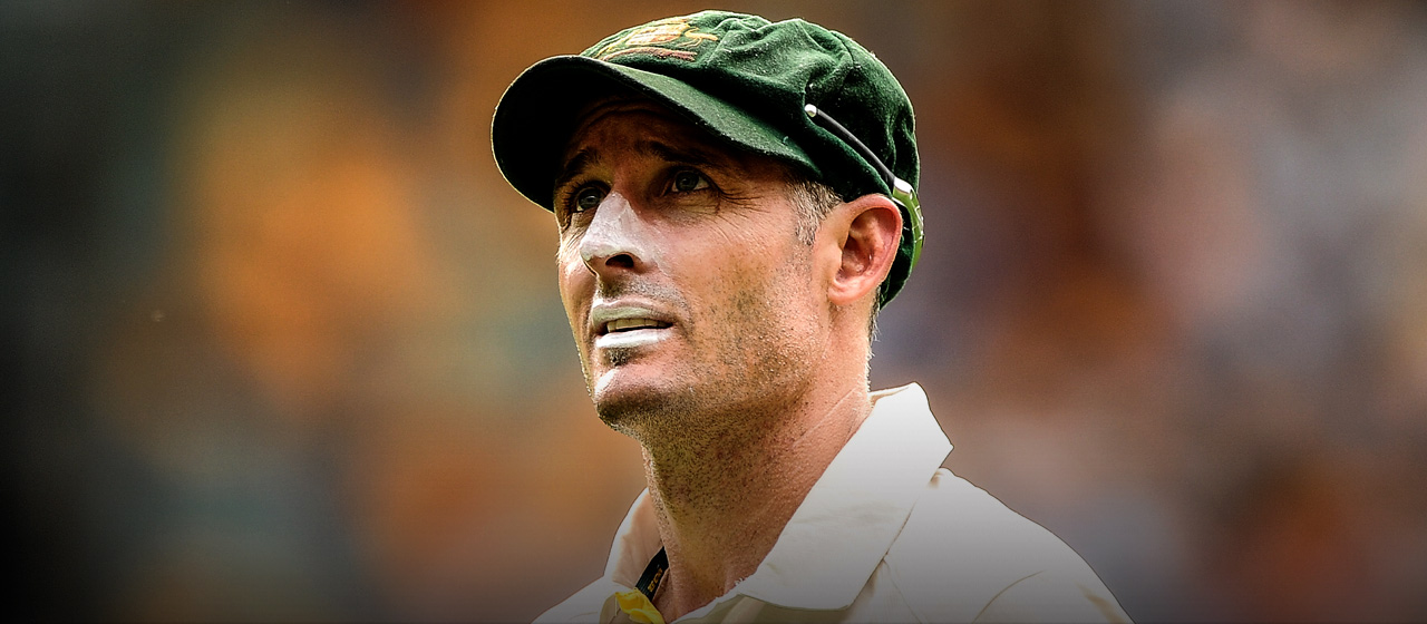 Michael Hussey - Cricket - AthletesVoice