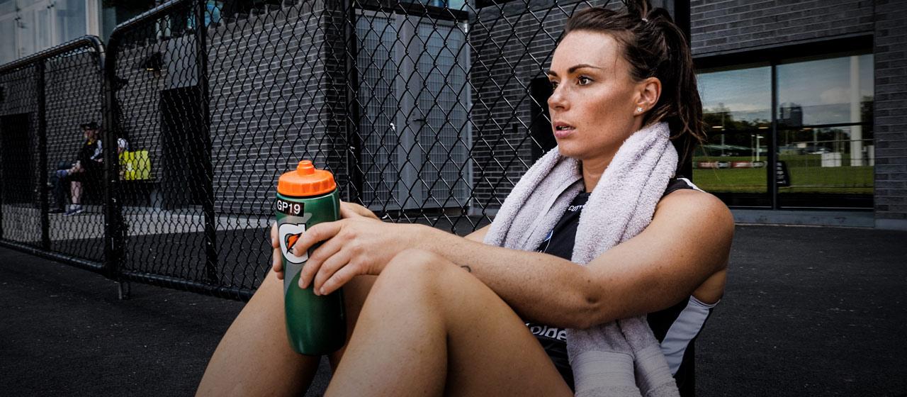 Georgie Parker - AFLW - AthletesVoice