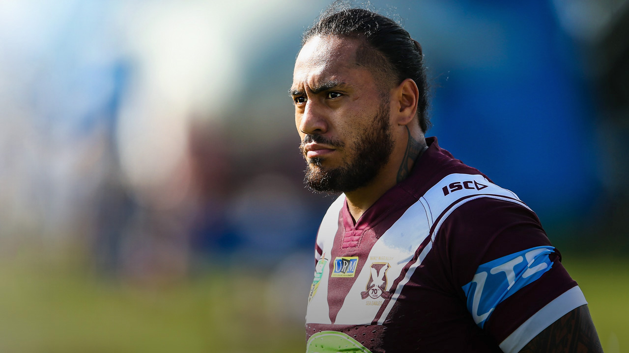 Jorge Taufua - NRL - AthletesVoice