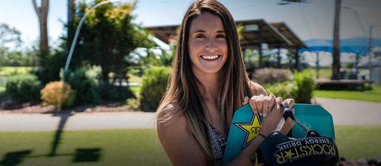 Courtney Angus - Action Sports - AthletesVoice