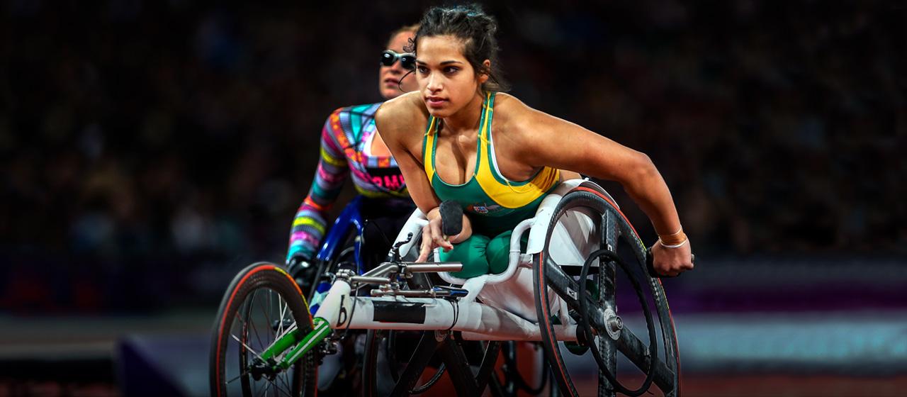 Madison de Rozario - Commonwealth Games - AthletesVoice