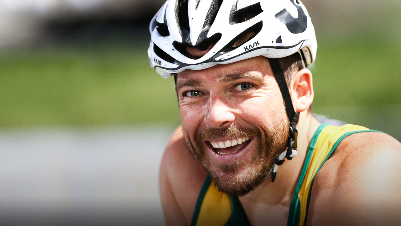 Kurt Fearnley - Commonwealth Games - AthletesVoice