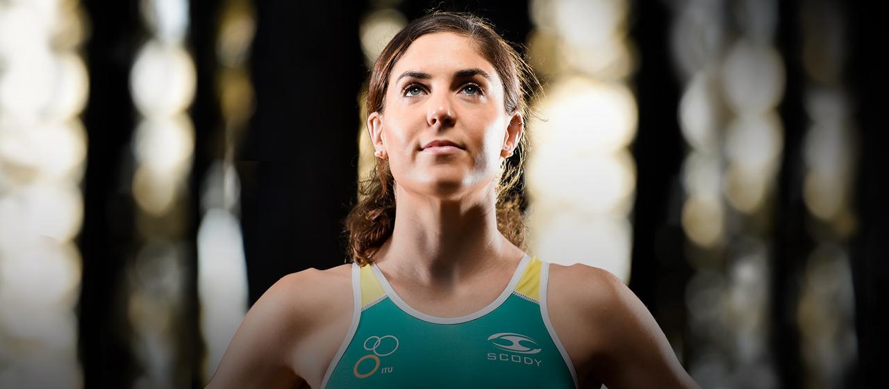 Ashleigh Gentle - Commonwealth Games - AthletesVoice